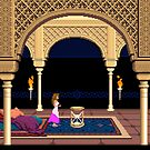 Prince of Persia Princess HD Game Fan Items by hangman3d