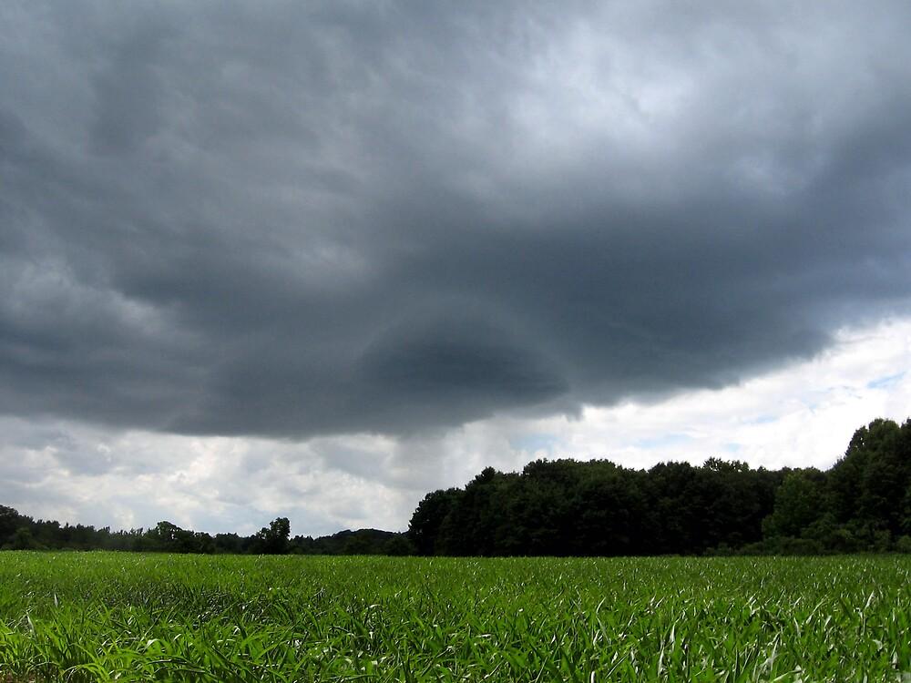 Pregnant Sky by nikspix