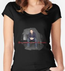 Bill Burr - You People Are All The Same - Comedy Special Women's Fitted Scoop T-Shirt