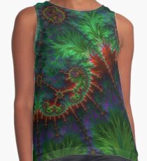 FEATHERS OF THE NIGHT Contrast Tank