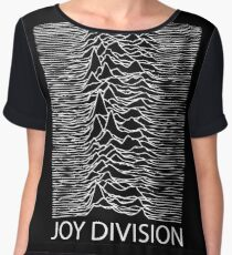 Joy Division W Chiffon Top