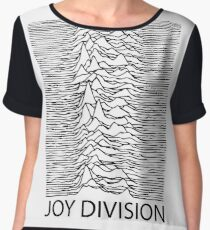 Joy Division B Chiffon Top
