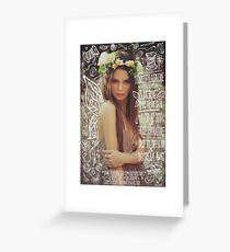 faeriepictures - the-dress-up-box Greeting Card