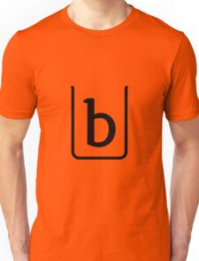 Beaker coffee - Black Unisex T-Shirt