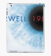 Orwell 1984 iPad Case/Skin