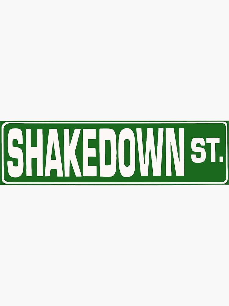 Shakedown Street by SaintStephen