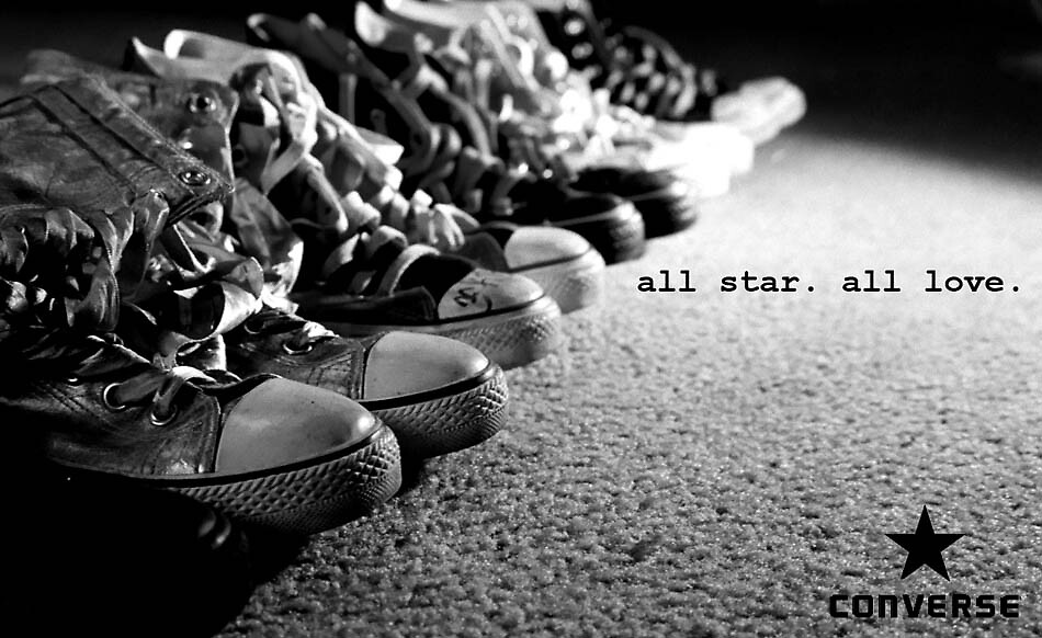 Ad Concept for Converse I by Aeyeduh