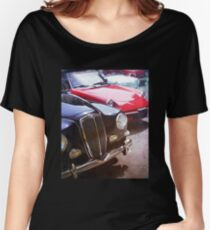 Vintage cars Women's Relaxed Fit T-Shirt