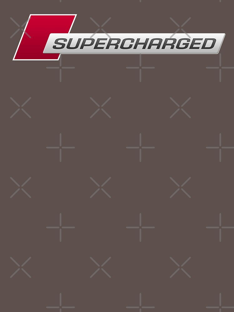 TShirtGifter presents: Supercharged | Unisex T-Shirt
