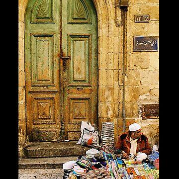 Doors to Heaven by Aeyeduh