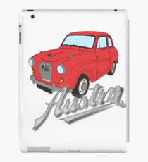 Austin A35 - Standard,  colorado red iPad Case/Skin