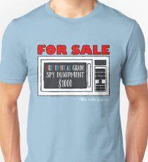 Microwave Spy Equipment Design Unisex T-Shirt