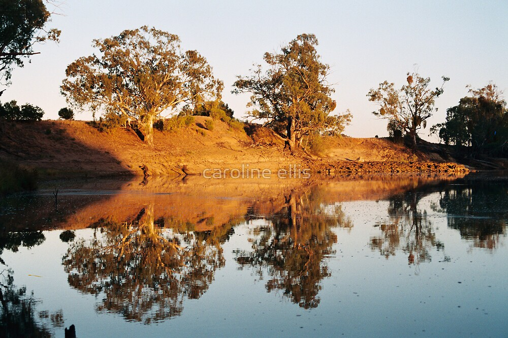 Hatta National Park Murray River by caroline ellis