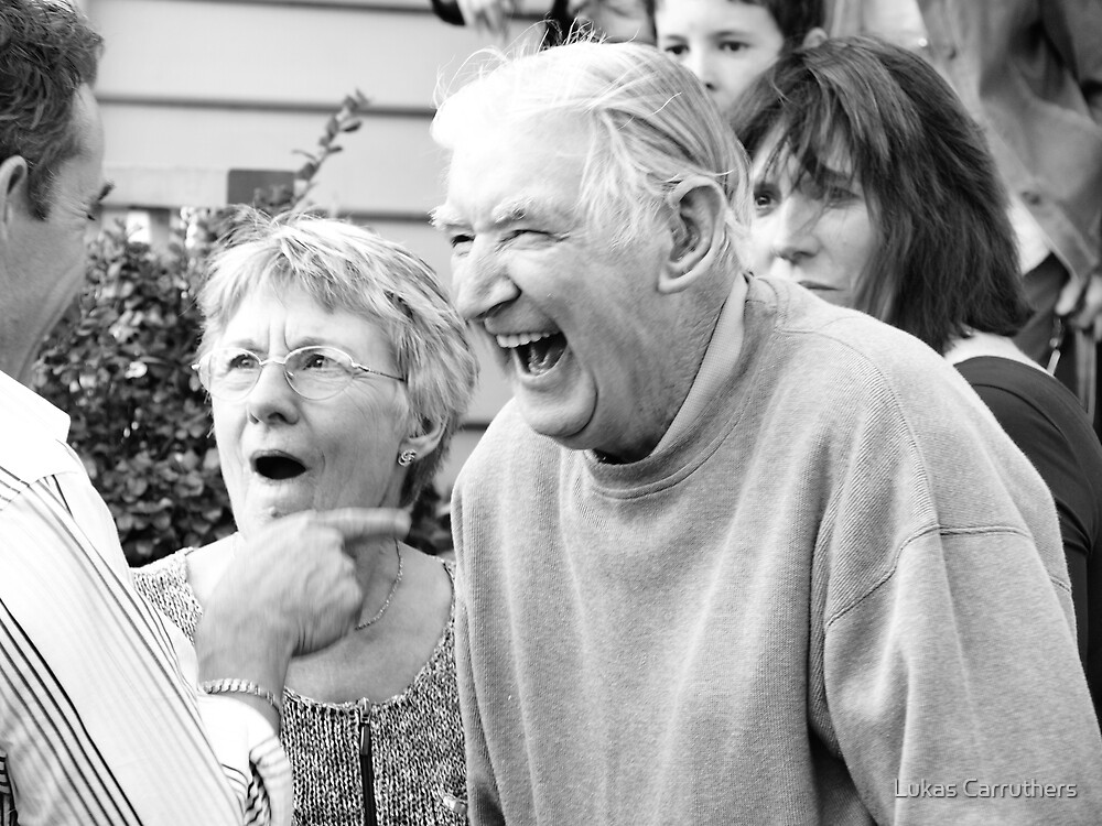 Long Laugh Life by Lukas Carruthers