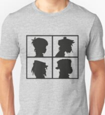 The Gorillaz Logo Unisex T-Shirt