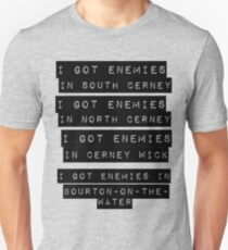 This Country Kerry's Enemies Unisex T-Shirt