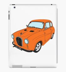 Austin A35 - Tango - Orange Modified Custom Beast iPad Case/Skin