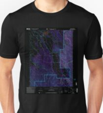 USGS TOPO Map Colorado CO Gould 233105 2000 24000 Inverted T-Shirt