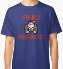 Funky Kong Funky Business Classic T-Shirt