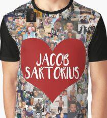 I love Jacob Sartorius Graphic T-Shirt