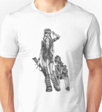 Badtaste Betsy Unisex T-Shirt