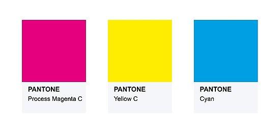 LGBT COLOR PANTONE PALLETE PANSEXUAL COMMUNITY DESIGN By Revolutionlove