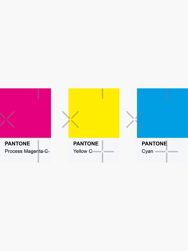 PANTONE COLOR pallete pansexual LGBT-Community DESIGN von revolutionlove