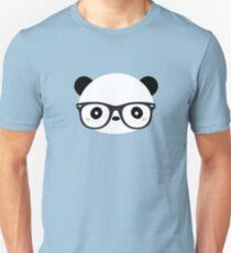 Kawaii Panda Is A Nerd  T-Shirt