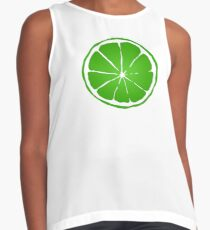 Lime Contrast Tank