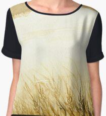 Wheat Women's Chiffon Top