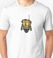 8-Bit Claptrap Unisex T-Shirt
