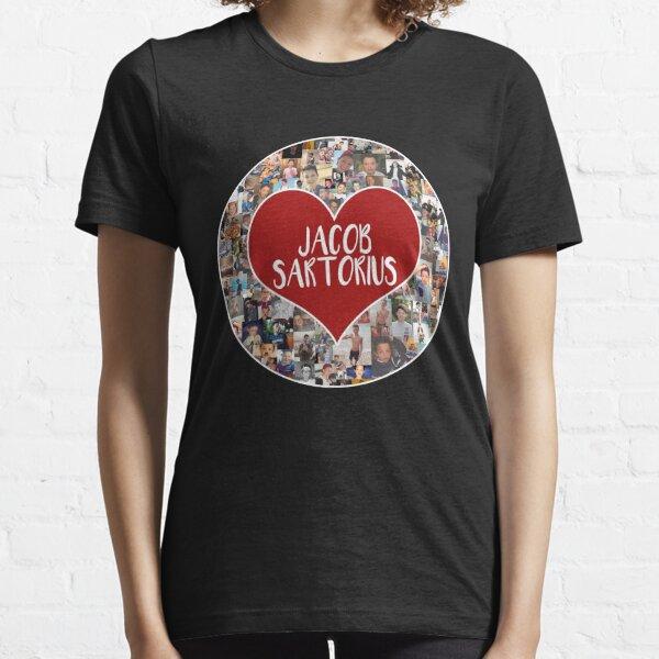 I love Jacob Sartorius - Circle Essential T-Shirt