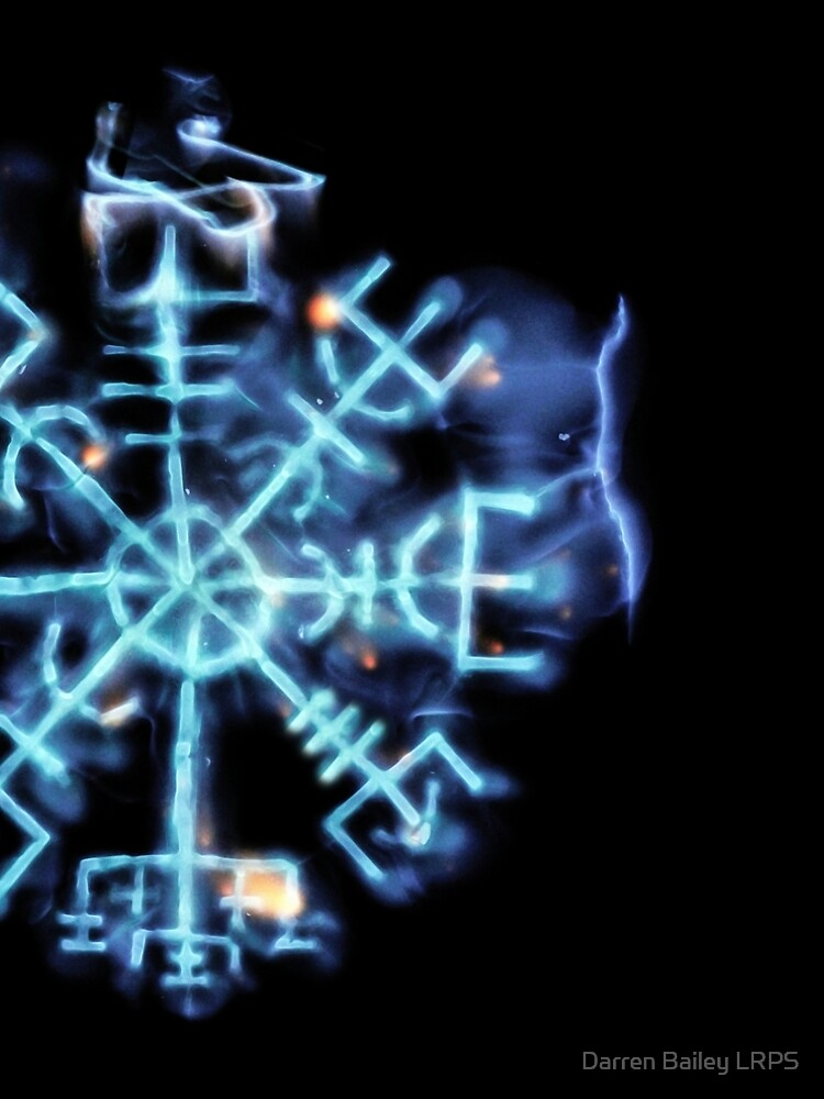 Vegvisir - Spiritual Energy by DBailey