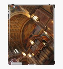 Inside Saint Matthew's Cathedral -- At An Angle iPad Case/Skin