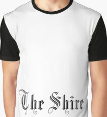 The Shire (White Background) Graphic T-Shirt