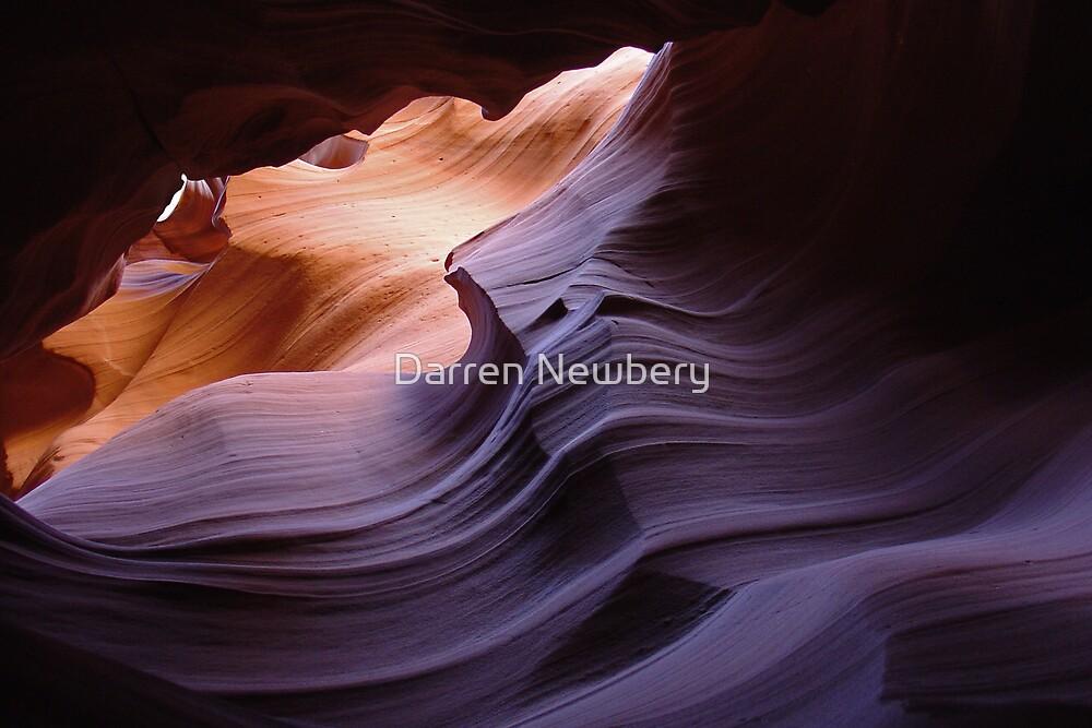 Antelope Canyon by Darren Newbery