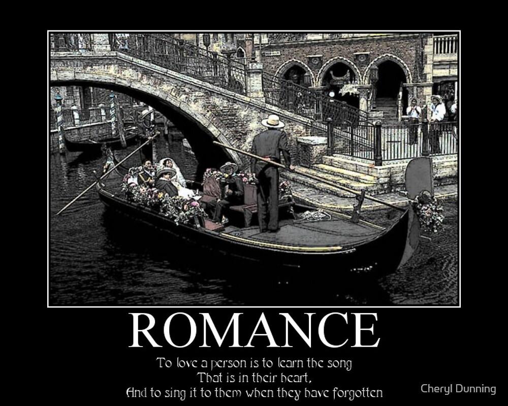Romance by Cheryl Dunning