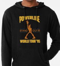 Powerline Stand Out World Tour '95 Lightweight Hoodie