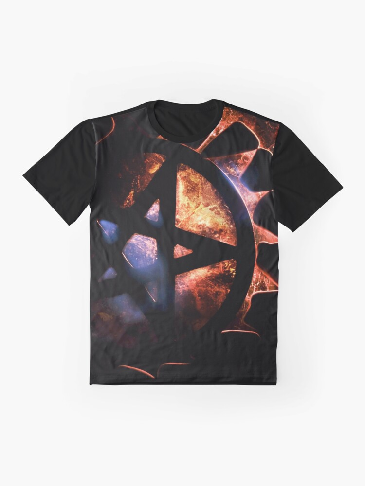 Alternate view of The Elements Graphic T-Shirt