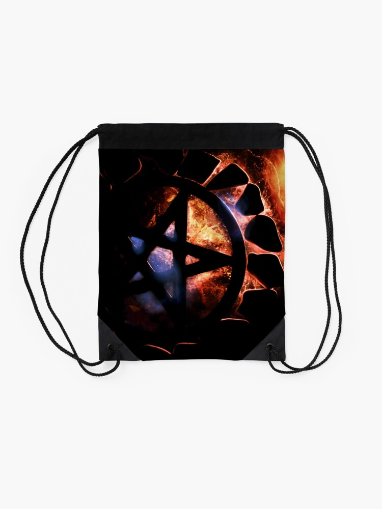 Alternate view of The Elements Drawstring Bag