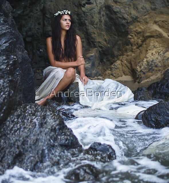 Tidal Queen by AndreaBorden