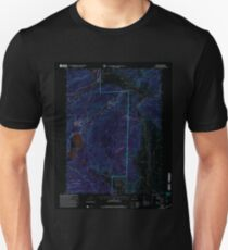 USGS TOPO Map Colorado CO Pearl 234081 2000 24000 Inverted T-Shirt