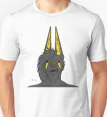 Anubis: Double Canines Unisex T-Shirt
