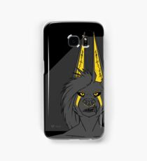 Anubis: Double Canines Samsung Galaxy Case/Skin