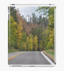 Autumn Drive iPad Case/Skin