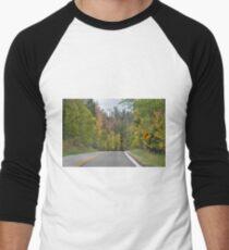 Autumn Drive Men's Baseball ¾ T-Shirt