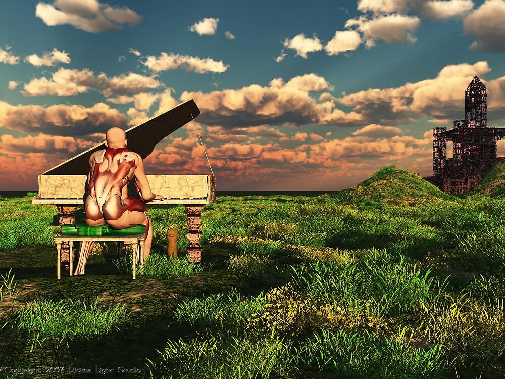 The Pianist by FlickerLightStudio