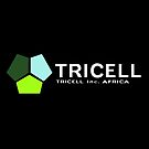 «Logotipo de TRICELL, Texto blanco, Resident Evil» de 411drpkv4c
