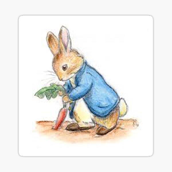 Peter rabbit Sticker