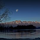 Moon Rise by Darren Newbery